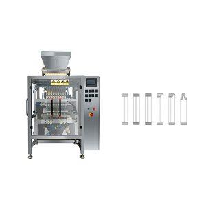 8 Linio Multi-linio Sachet Stick Sugar Packing Machine