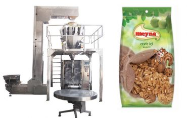 Automatic Nuts packaging machine